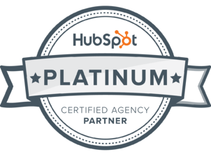 HubSpot Platinum Tier Partner
